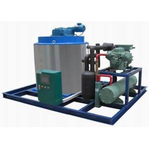 Máquina rentable para fabricar hielo en escamas 4T / 24H en China