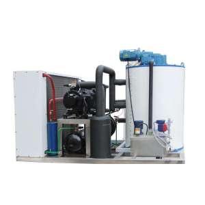 Энергосберегающий льдогенератор Flake 5T / 24H из нержавеющей стали