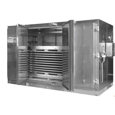 Placa de congelación rápida para mariscos Blast Freezer Placa de contacto Máquinas de congelación