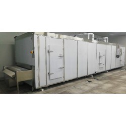 high cost effective IQF tunnel freezers 200kg/h for fruit in China first cold chain