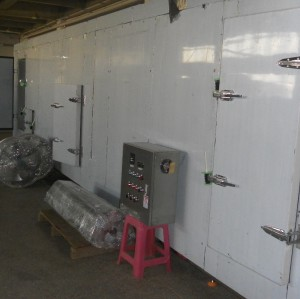 China advantage tunnel freezer /easy to use Tunnel Freezers for Seafood