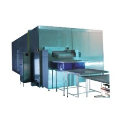 China High Quality IQF freezer 1000kg/h / Fluidized Bed Freezer for Vegetables