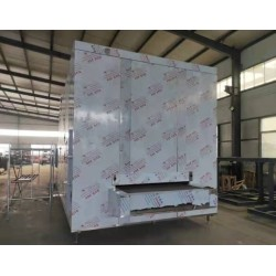 Efficient Impact Tunnel Freezer for Fish Fillet Meat/Shrimp/Poultry/Bakery/Pastry