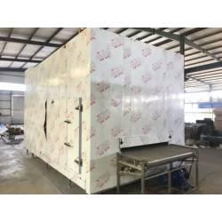 Impingment tunnel Freezer/Quick Freezing Machine/Impact Tunnel Freezer for Fish/Shrimp/Meat