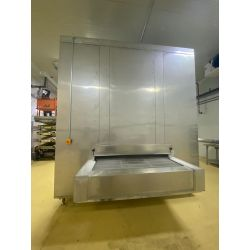 Industrial Impingement/Impact Tunnel Freezer for /Seafod/Meat / Cake Processing