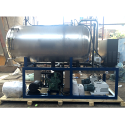 Excellent vacuum food Freeze Dryer for Fruit and Vegetable processing