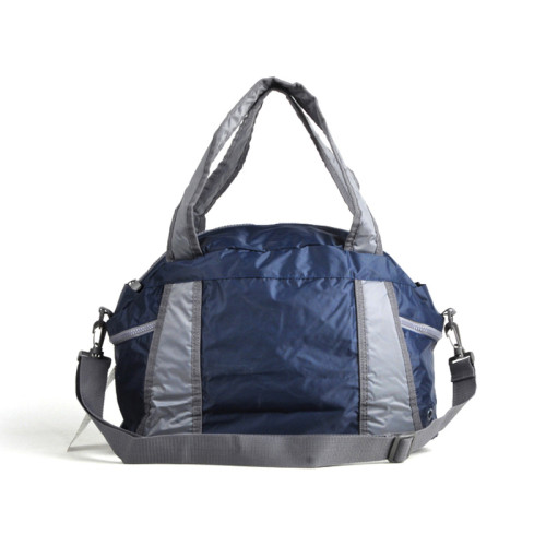 Front Mesh Pocket Man Travel Duffel Bag, Bag For Travel Accept Customized