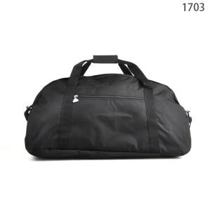 Popular Selling Custom Made 600D waterproof travel duffel bag