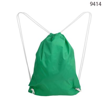 210D Good after sales service Gym Sports Drawstring Bag