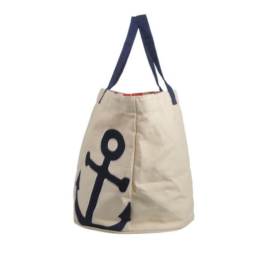 China Manufacturer Plain Canvas Shopping Tote Bag