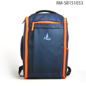 Multifunctional Hot Style Blue Waterproof Backpack Bag