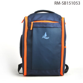 Multifunctional Hot Style Blue Waterproof Backpack Bag