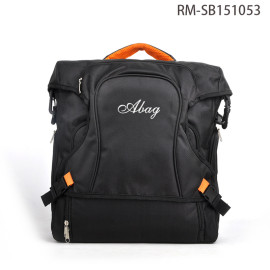 Logo Design Waterproof Laptop Bag Backpack For Man & Women