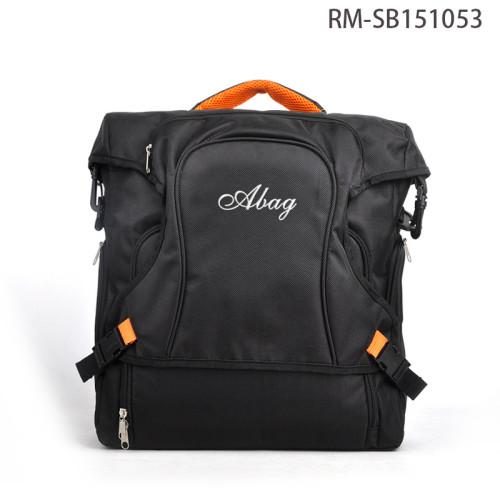 Logo Design Waterproof Laptop Bag Backpack For Man & Women
