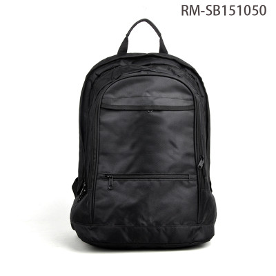 Black Waterproof Men Travel Business Laptop Bag