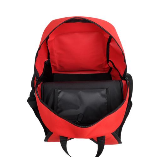 Holidays Waterproof Red Design Sports Backpack Bag