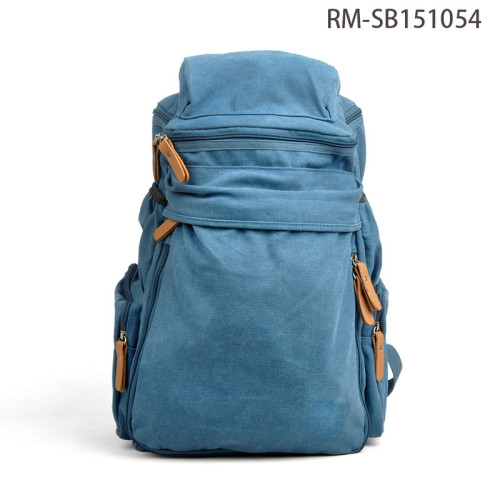 Latest Weekend Canvas Backpack Bag Wholesale