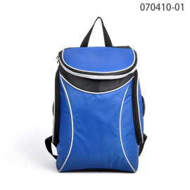 Outdoor Blue Tote Backpack Fitness Cooler Lunch Bag