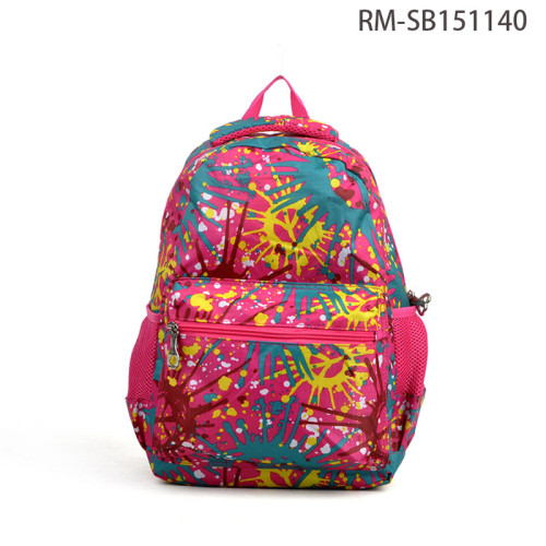 Colorful Laptop Daily Fashion Backpack 2016,  Fashion Backpack For College