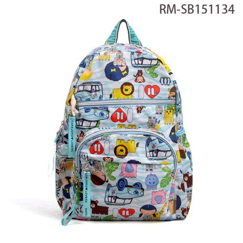 New Fashion Colorful Cartoon Wholesale Backpack Bag