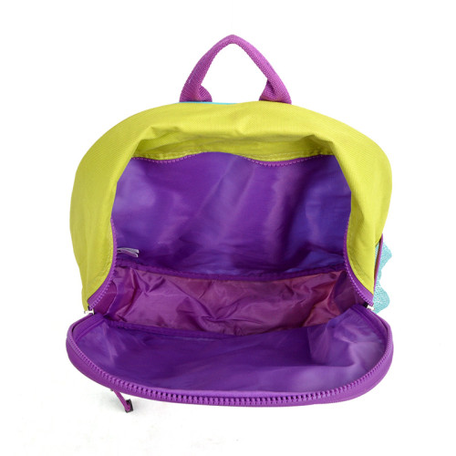 Latest 600D Girls Bag Lovely School Backpack 2016