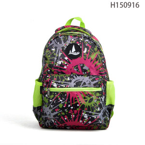 Multifunctional Laptop Girl Bag, Day Bag Designer Backpack