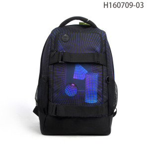 Newest Design Custom Made Laptop Backpack Bag Wholesale