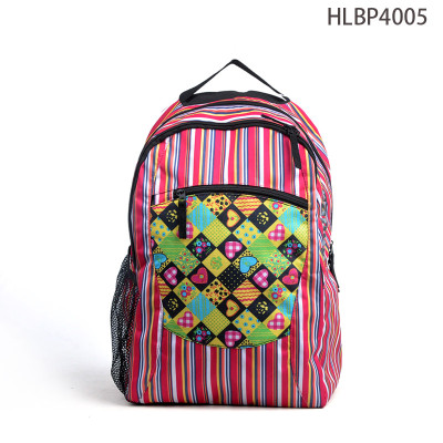 Girls 600D 2016 New Style Kid School School Bag Backpack