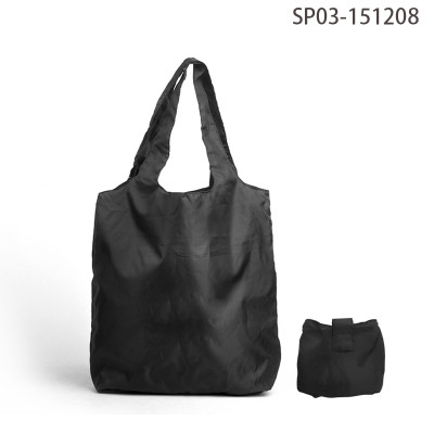 REUSABLE NYLON FOLDABLE SHOPPING BAG, TOTE FOLDABLE SHOPPING BAG