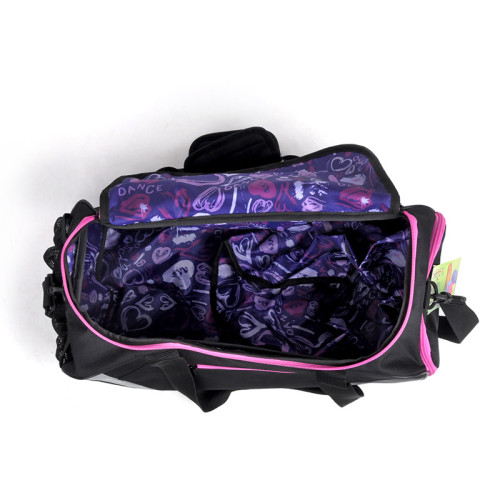 Customized Size Travel Duffel Bag, Waterproof Tote Duffel Bag