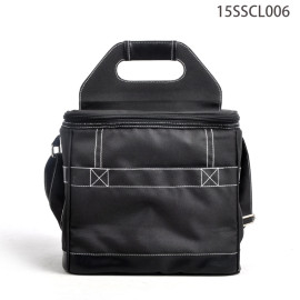 600D Customized Tote Cooler Bag, Fitness Thermal Cooler Bag