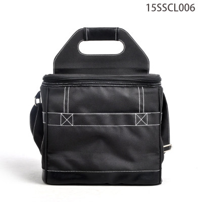 600D Customized Tote Cooler Bag, Fitness Thermal Cooler Bag