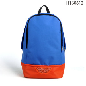 Basketball Teenage Sports Backpack Laptop With Shoes Compartment