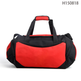 Outdoor Red Best Quality Travel Tote Strap Duffel Bag Wholesale