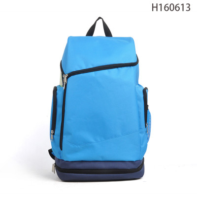 SHOES COMPARTMENT LAPTOP TEENAGE BASKETBALL BACKPACK