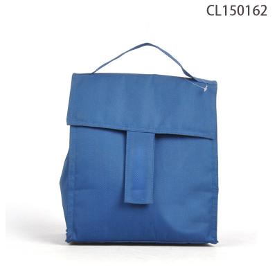 Promotional Beach Tote Cooler Bag, Mesh Pocket Foldable Cooler Bag Wholesale