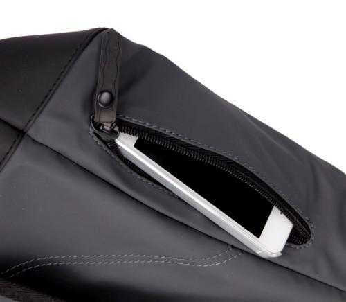 Street-Style Nylon Fashion Waterproof Backpack Bag Wholesale