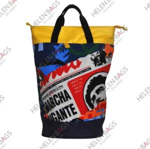 Factory Custom Printing Travel backpacks New Design