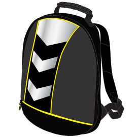 Black Sports Backpack for bicycle