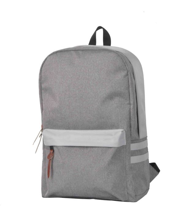 Latest Fashion Personalized plain  simple style  School Backpack 2017