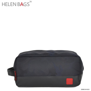 Hot selling customized plastic pvc travel cosmetic bag wholesale pu cosmetic bag