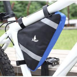 Bike Seat Saddle Bag Outdoor Waterproof Cycling Mountain Bicycle Back Seat Pack Pannier Storage Bags