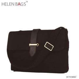 Waterproof Canvas Bag Notebook Computer Case Briefcase Carrying Bag Ultrabook Laptop Bag