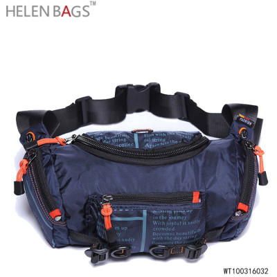 Customized Logo Shoulder Backpacks Waist Bags