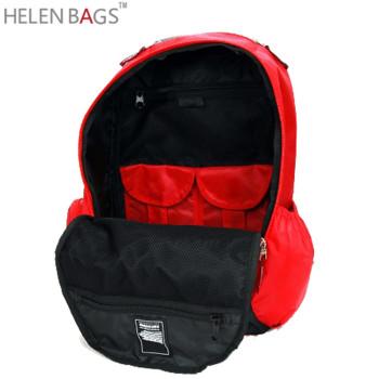 2017 hot sale match color school bag fashion school bag cheap school bag with logo