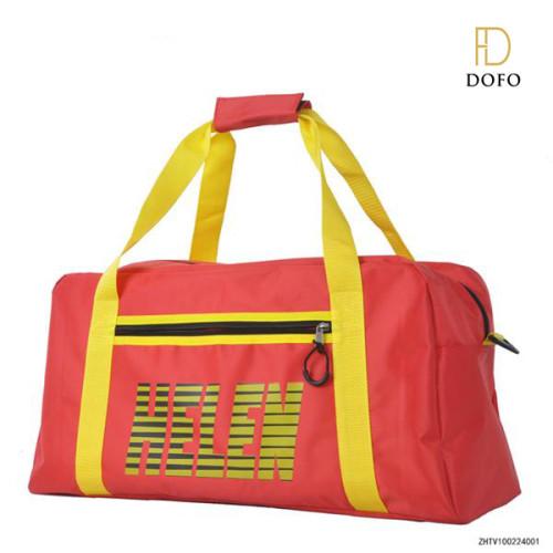 420D Nylon Sports Duffle Travel Gym Bag Women Customize your Travel Bag Sport Gym Duffel Travel Bag