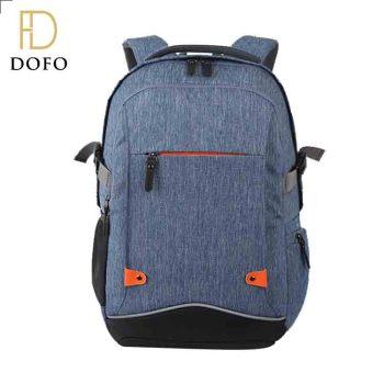 Wholesale fashion blue school bags for teenagers waterproof outdoor school bag