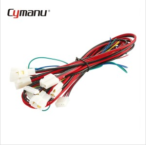 Professional custom electrical equipment industrial wire harness