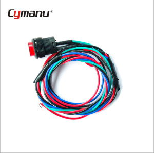 Custom Smart Home Wire Harness For Alarm System