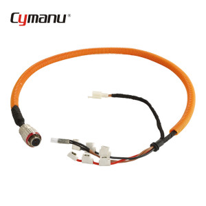 Custom Auto Cable Assembly Automotive Wiring Harness
